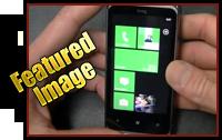 Windows Phone 7 HTC