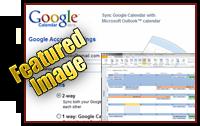 Outlook 2010 and Google Calendar Sync