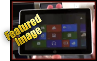 HP Slate and Windows 8 Consumer Preview – First Thoughts and Problems