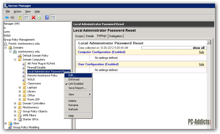 how to run control panel as administrator
