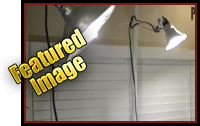 DIY Lighting for Videography