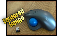 Logitech M570 Trackball Review