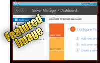 Server 2012 Setup AD DS