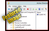 Server 2012 Change Default OU