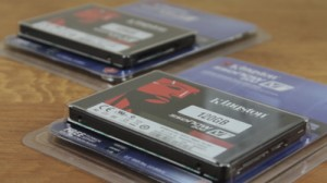 Kingston SSD Giveaway