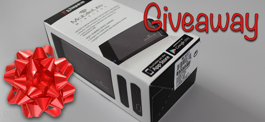 Giveaway – Kingston MobileLite Wireless