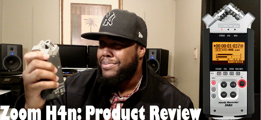 Zoom H4n: Full Product Review