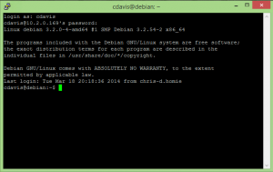 Putty_SSH_Debian_7