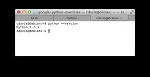 Test_Python_installed_Debian