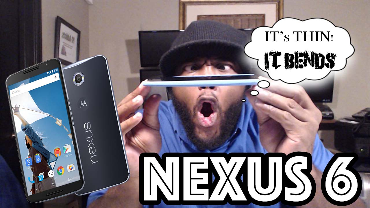 Google Nexus 6 Review!
