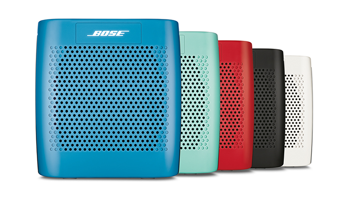 Bose Soundlink Color Unboxing