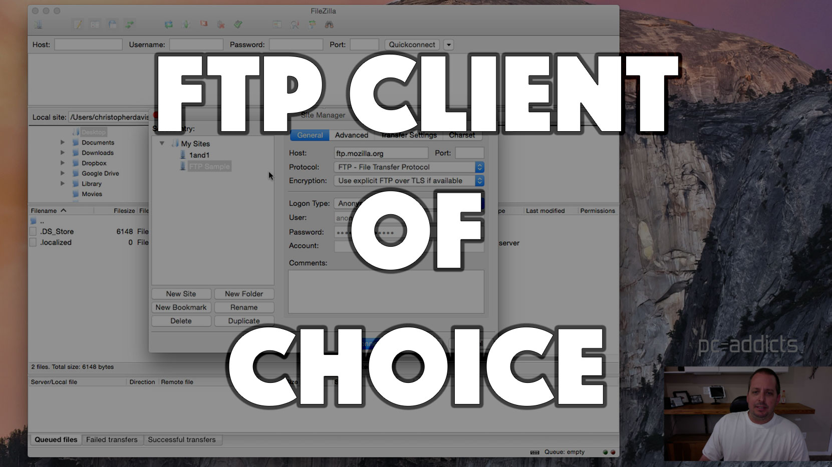 FTP Client of Choice
