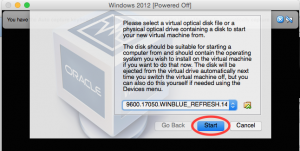 Start new VM - VirtualBox - PC-Addicts