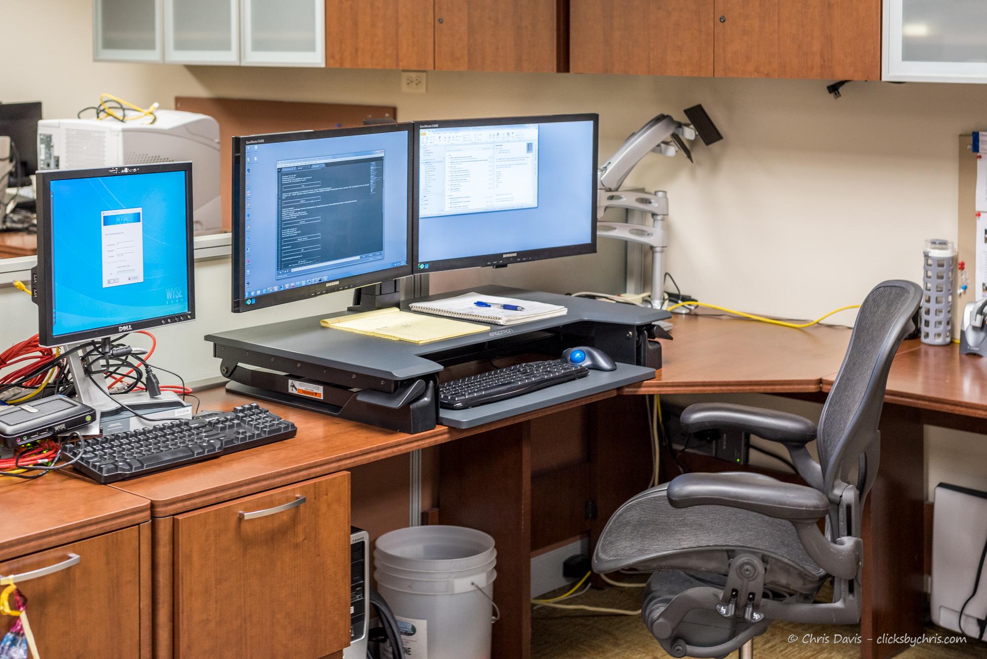 Tabletop Standing Desk By Ergotron