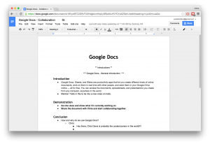 Google Docs - PC-Addicts.com
