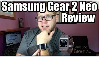 Samsung Gear 2 Neo – Smart Watch Review